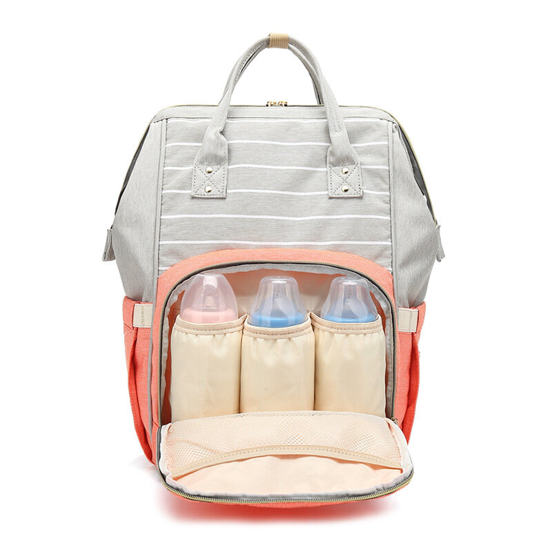 Mummy Backpacks Oxford Big Backpacks for Mom Maternity Nappy Bag Large Capacity Baby Bags