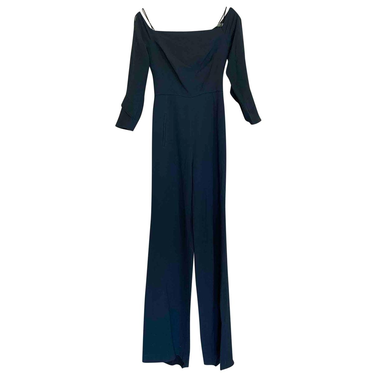 Roland Mouret \N Blue jumpsuit for Women 8 UK