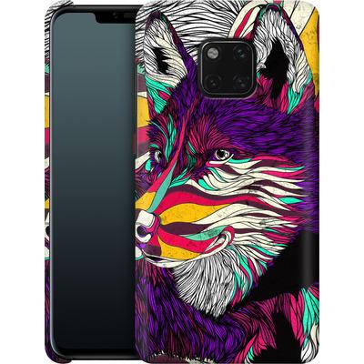 Huawei Mate 20 Pro Smartphone Huelle - Color Husky von Danny Ivan