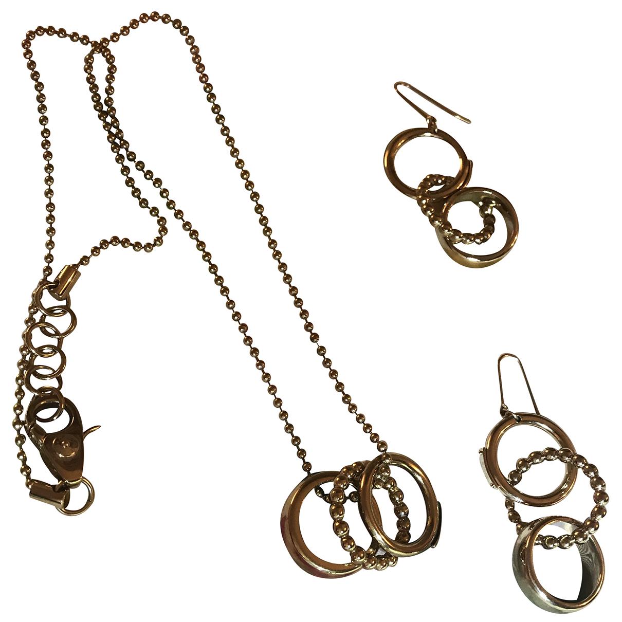 D&g \N Kette in Metall