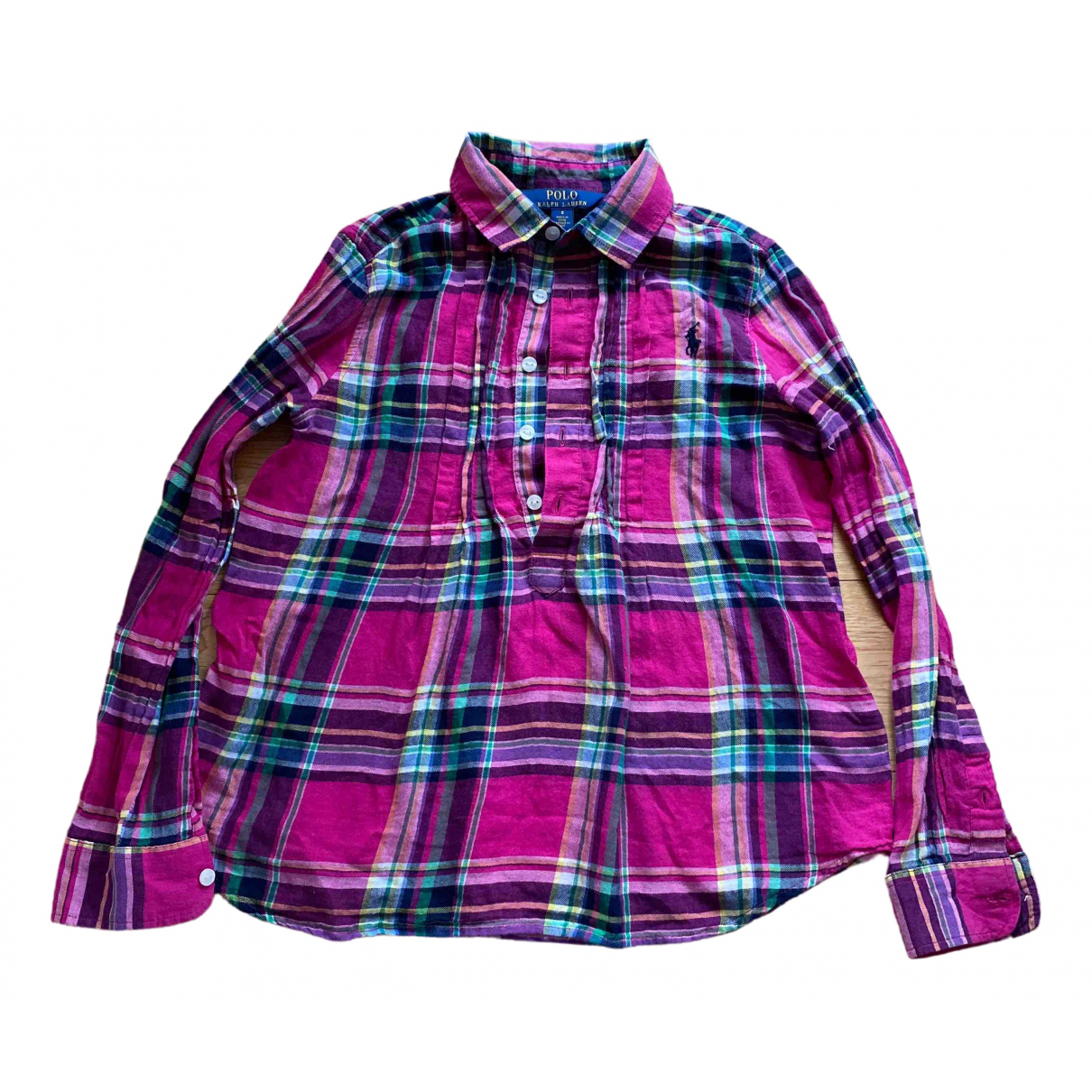 Polo Ralph Lauren \N Multicolour Cotton  top for Kids 8 years - until 50 inches UK