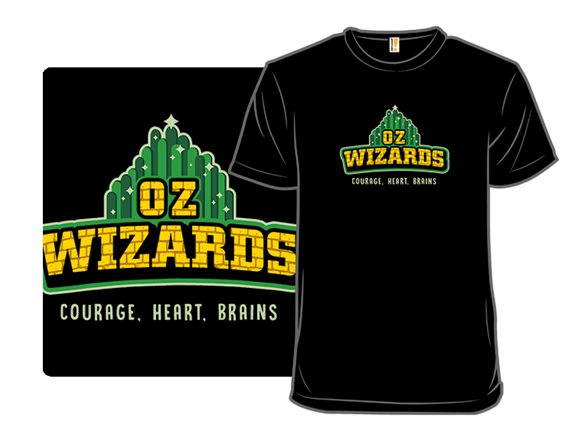 Team Wizards T Shirt