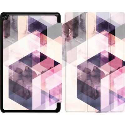 Amazon Fire HD 8 (2017) Tablet Smart Case - Graphic 166 von Mareike Bohmer