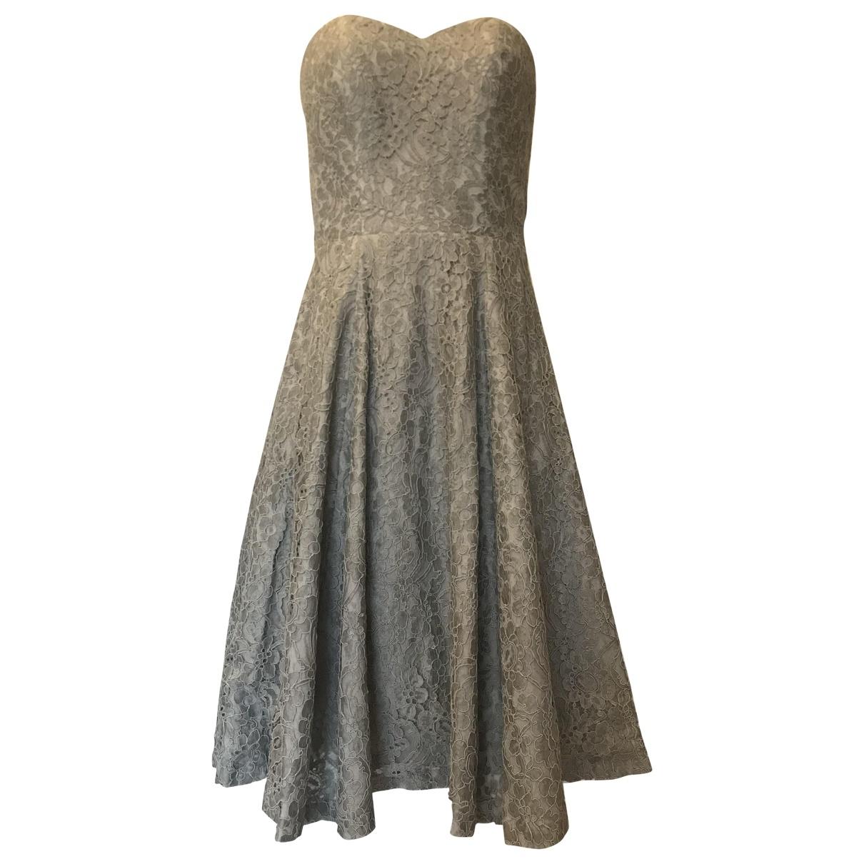 Paul & Joe \N Beige Lace dress for Women 38 FR
