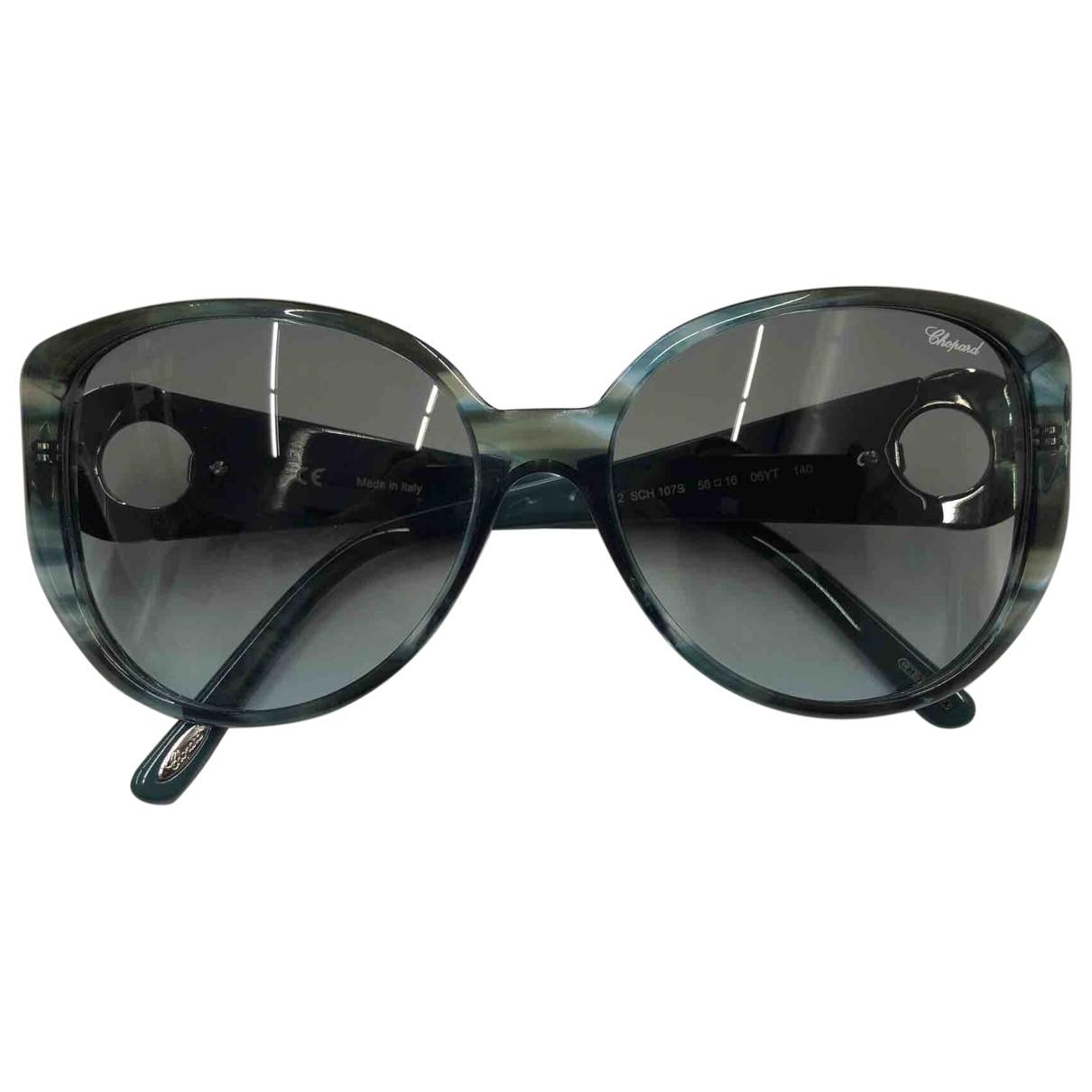 Chopard \N Green Sunglasses for Women \N
