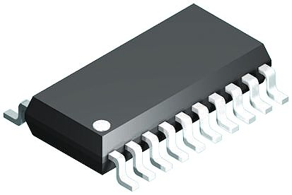 Analog Devices AD7902BRQZ, 16-bit Serial ADC Dual-Channel Pseudo Differential Input, 20-Pin QSOP