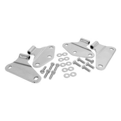 RT Off-Road Door Hinge Kit (Stainless Steel) - RT34070
