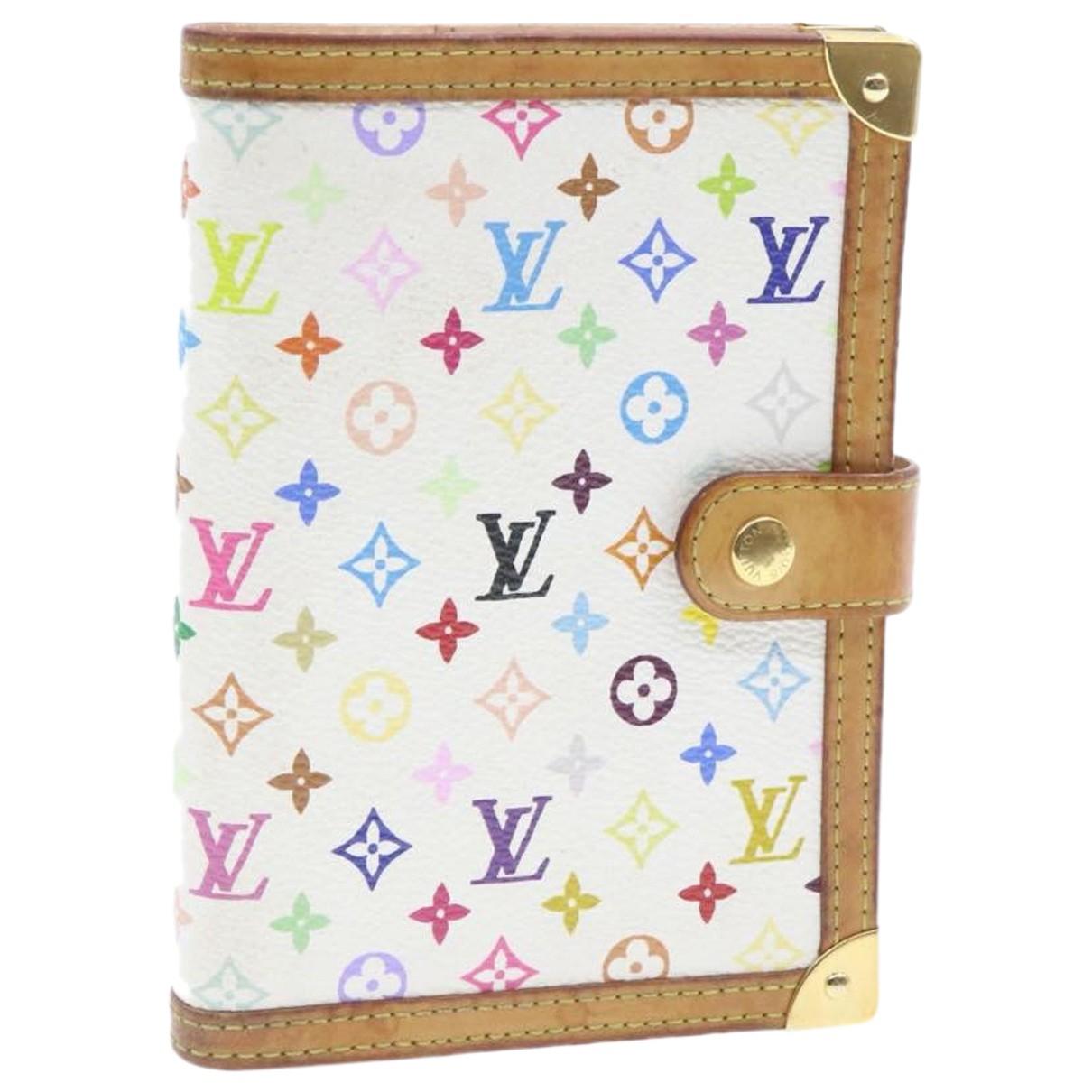 Louis Vuitton - Objets & Deco   pour lifestyle en toile - blanc