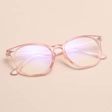 Transparent Frame Glasses