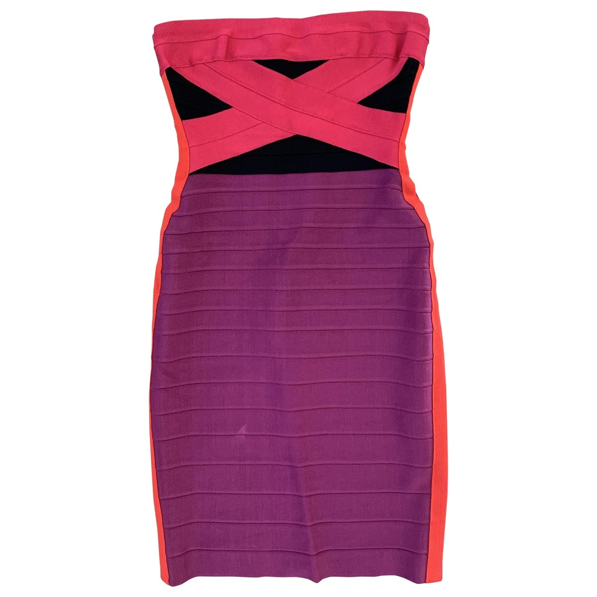 Herve Leger \N Multicolour dress for Women XS International