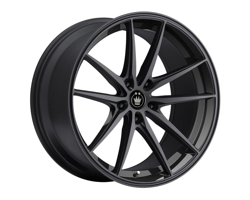 Konig Oversteer Gloss Black Wheel 17x8 5x108 45