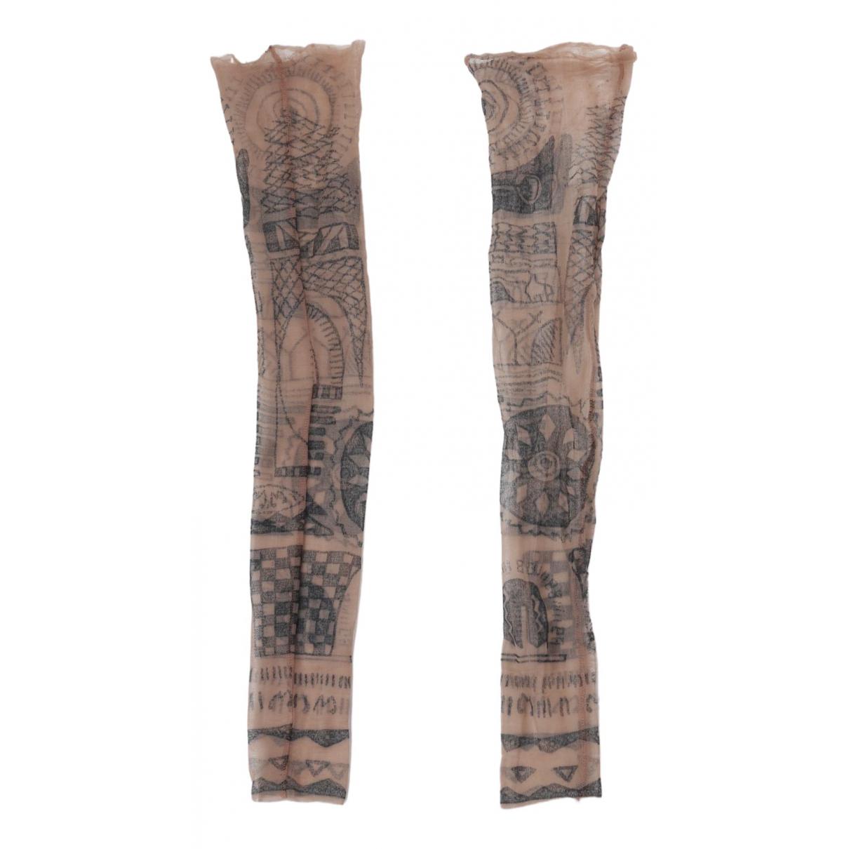 Maison Martin Margiela \N Handschuhe in  Bunt Polyester
