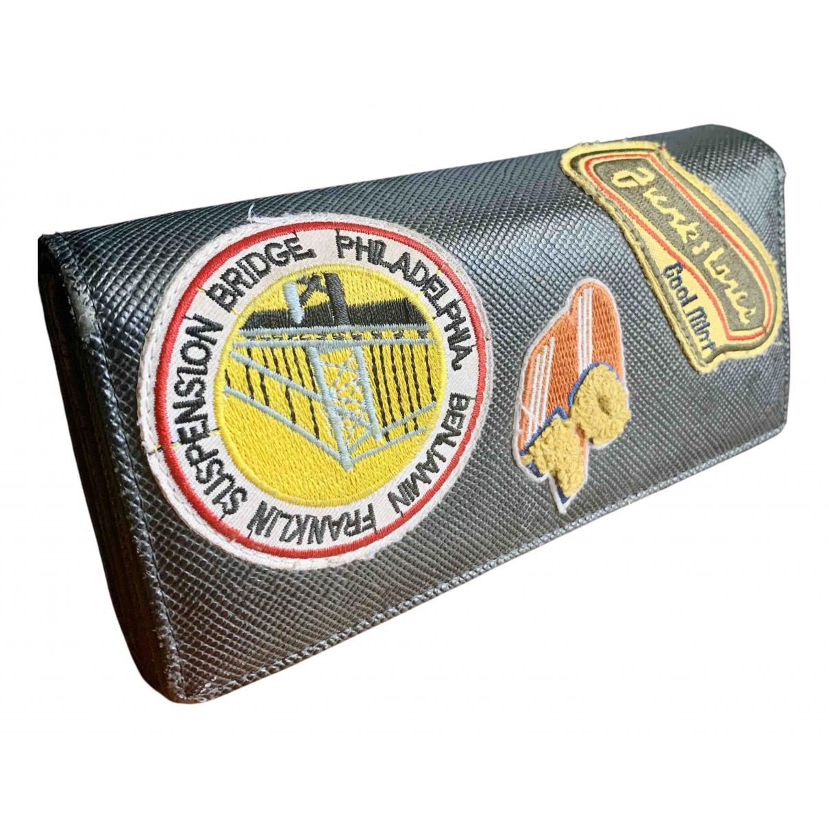 Steve Madden N Black Leather wallet for Women N