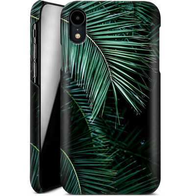 Apple iPhone XR Smartphone Huelle - Palm Leaves 9 von Mareike Bohmer