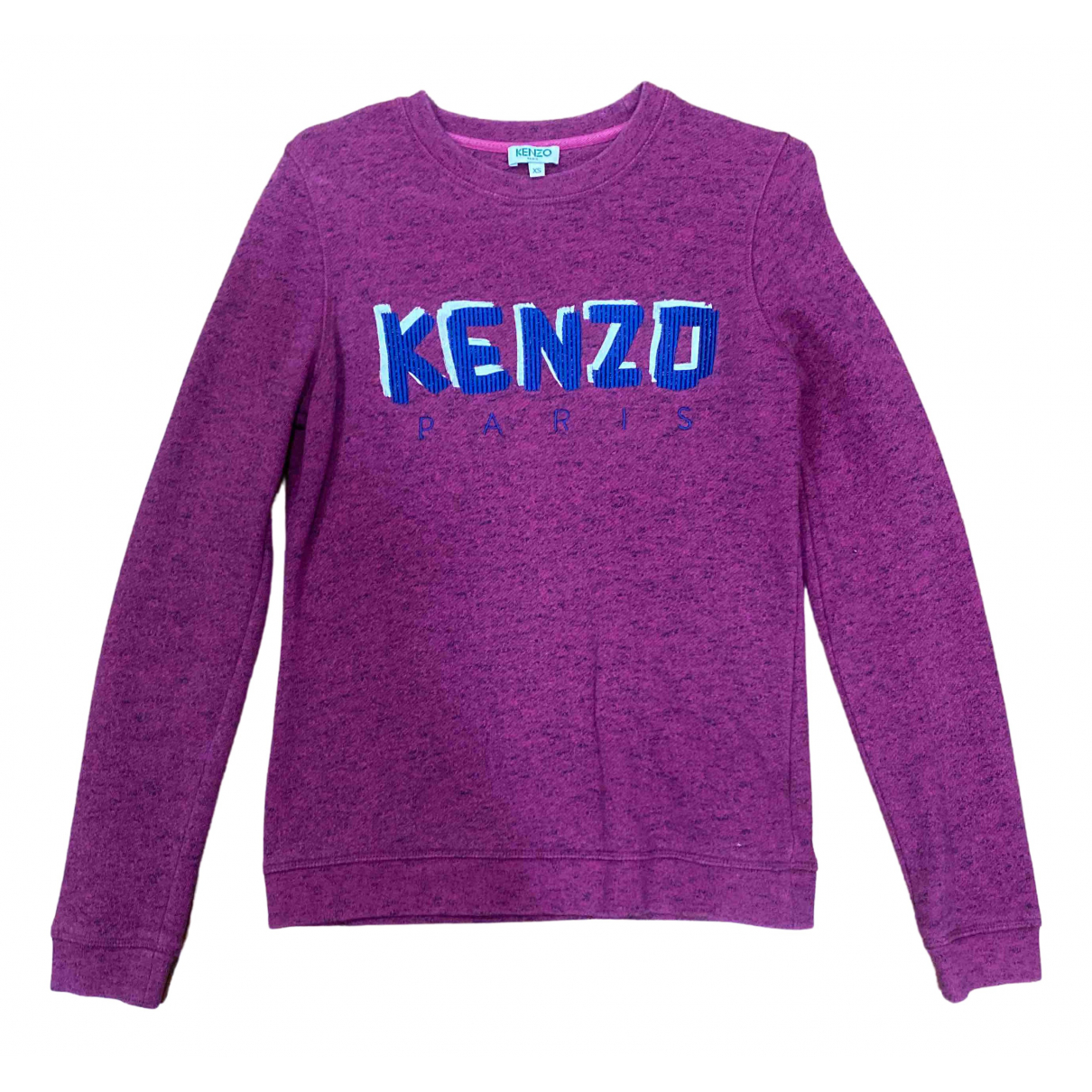 Kenzo \N Purple Cotton Knitwear for Women XS International