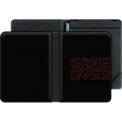 tolino vision 3 HD eBook Reader Huelle - The Game Over von caseable Designs