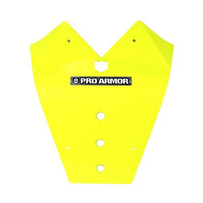 Pro Armor Rear Skid Plate (Lime Squeeze) - P141P362-LSQ-630