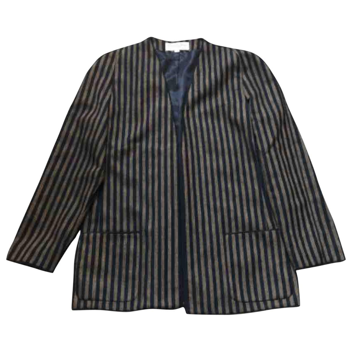 Dior - Veste   pour femme en coton - noir