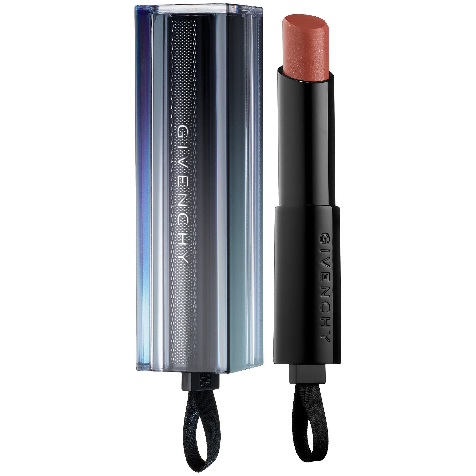 Rouge Interdit Vinyl Color Enhancing Lipstick - 02 Beige Indecent