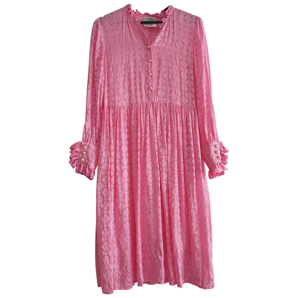Baum Und Pferdgarten \N Pink dress for Women 36 FR