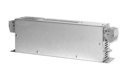 TE Connectivity , Corcom BCF 55A 277 (PH to G) V ac, 480 (PH to PH) V ac 50 Hz, 60 Hz, Flange Mount RFI Filter, Screw 3