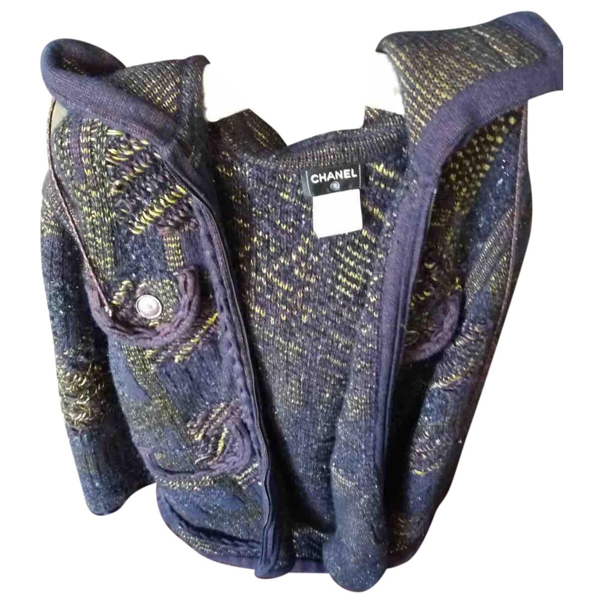 Chanel \N Multicolour Wool Knitwear for Women 34 FR