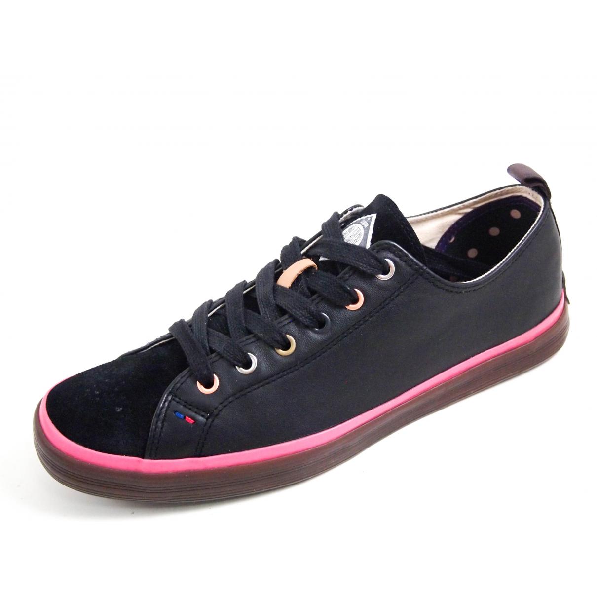 Paul Smith \N Sneakers in  Schwarz Leder