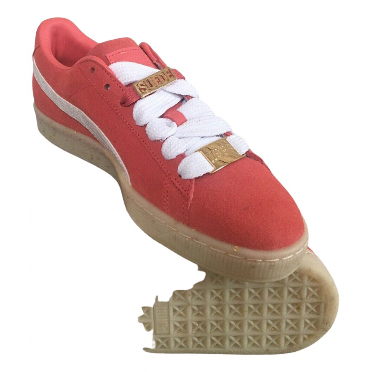 Puma \N Suede Trainers for Women 6 UK
