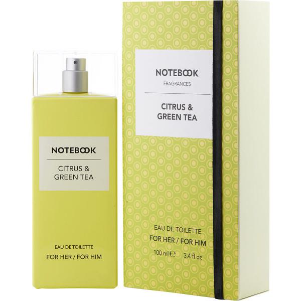 Notebook Citrus & Green Tea - Selectiva Eau de toilette en espray 100 ml