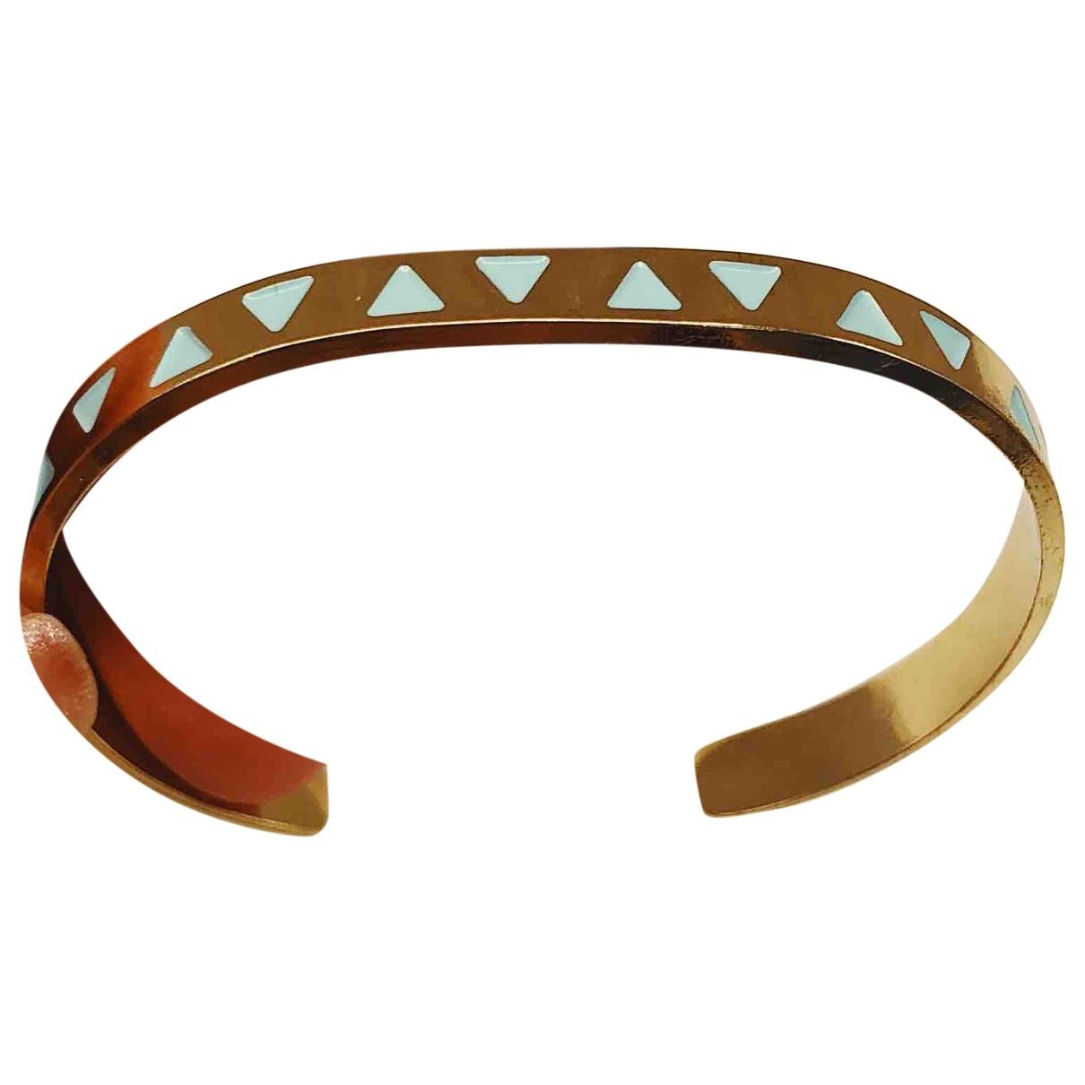 Anne Thomas \N Armband in  Gold Vergoldet