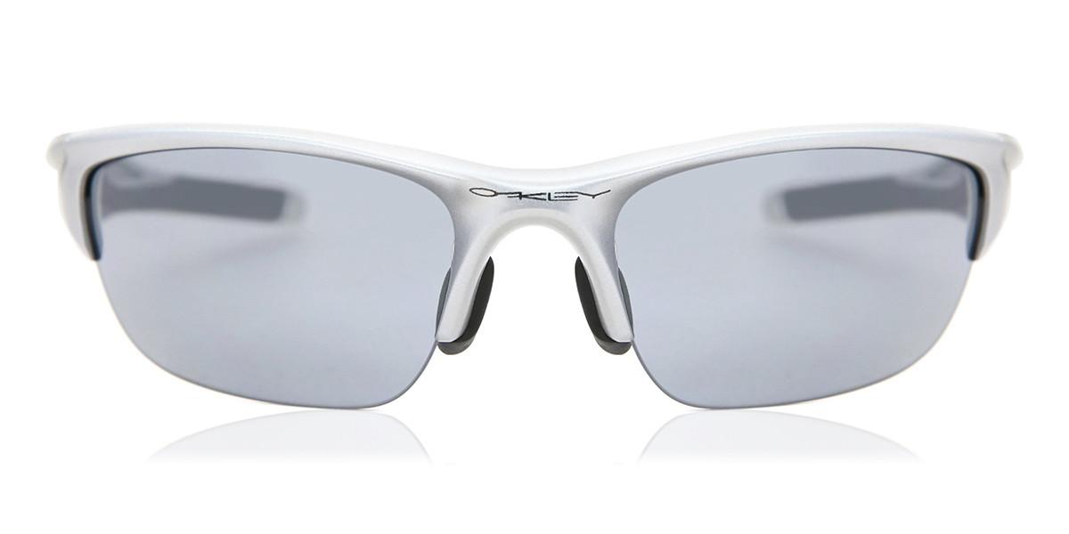Oakley OO9153 HALF JACKET 2.0 Asian Fit 915302 Men's Sunglasses Silver Size 62