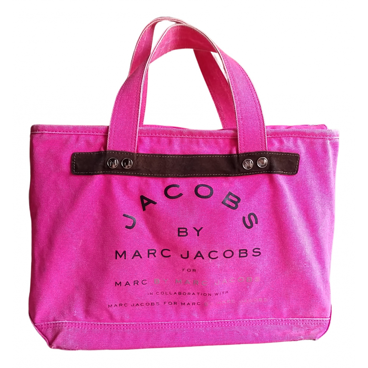 Cabas de Lona Marc By Marc Jacobs