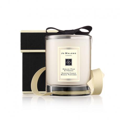 English Pear & Freesia Travel Candle