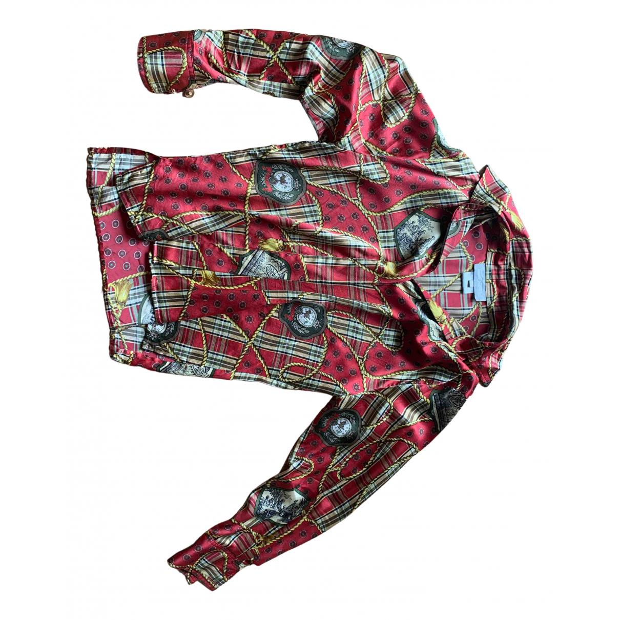 Worth N Multicolour Silk  top for Women 4 US