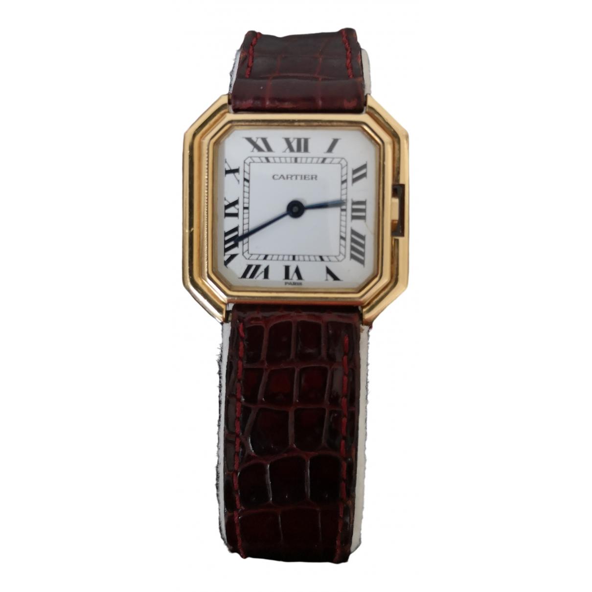 Reloj Ceinture Cartier