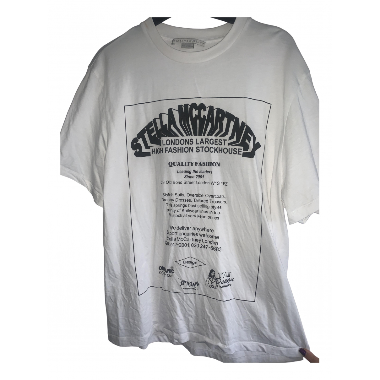 Camiseta Stella Mccartney