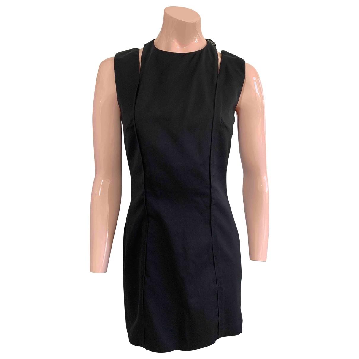 Mini vestido de Lana Pierre Balmain