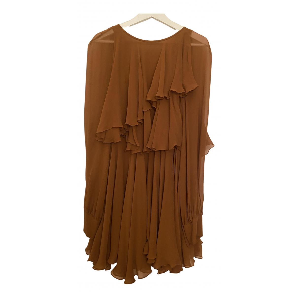 Mini vestido de Seda Plein Sud