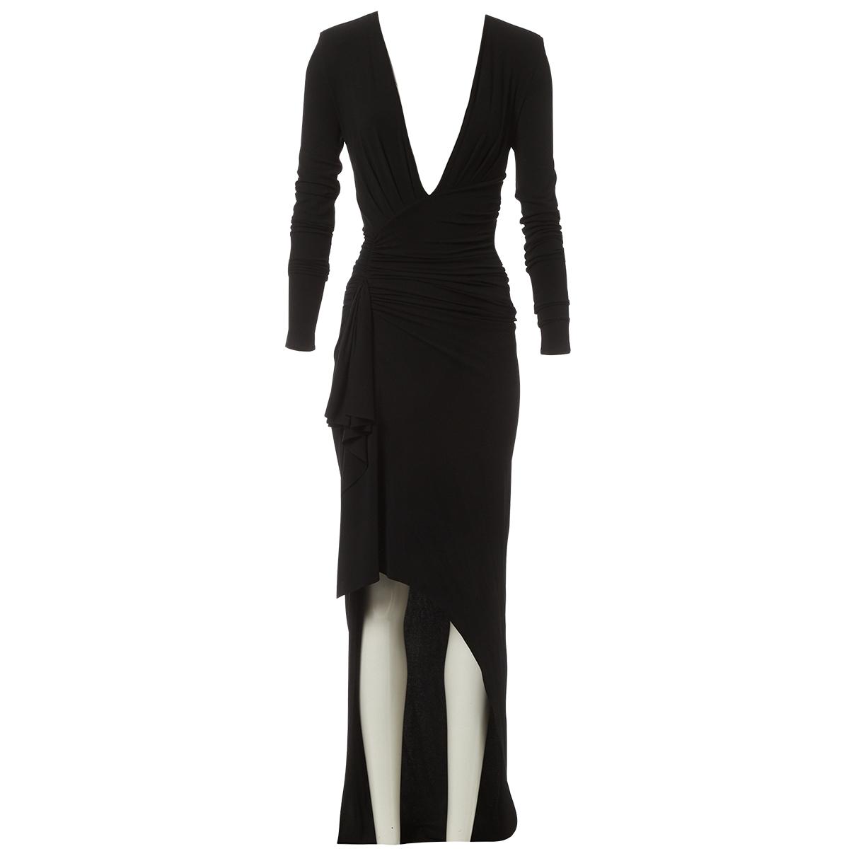 Alexandre Vauthier \N Black dress for Women 38 FR