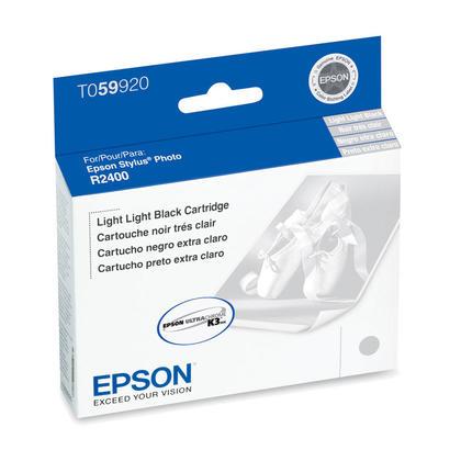 Epson T059920 cartouche d'encre originale noire extra clair