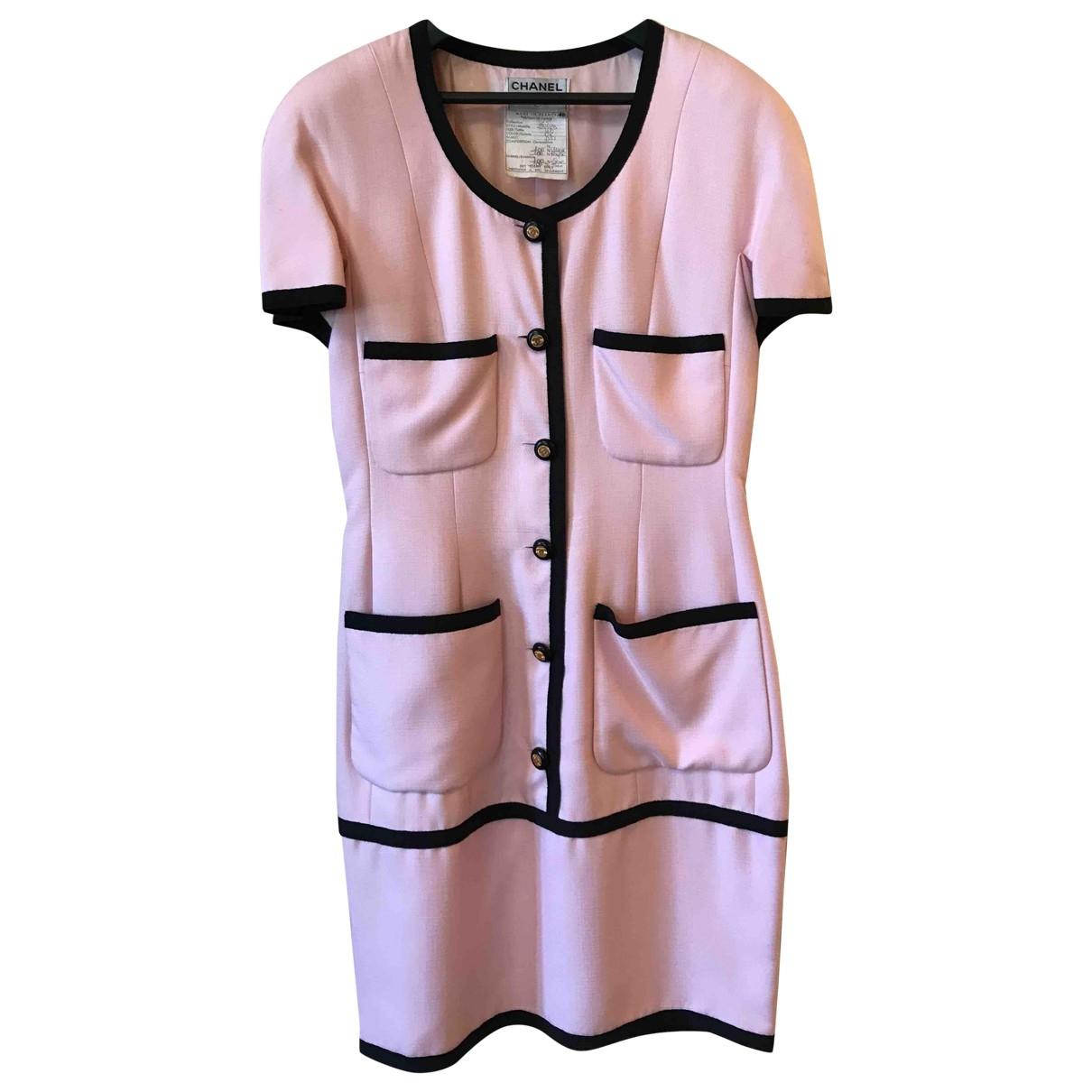 Mini vestido Chanel