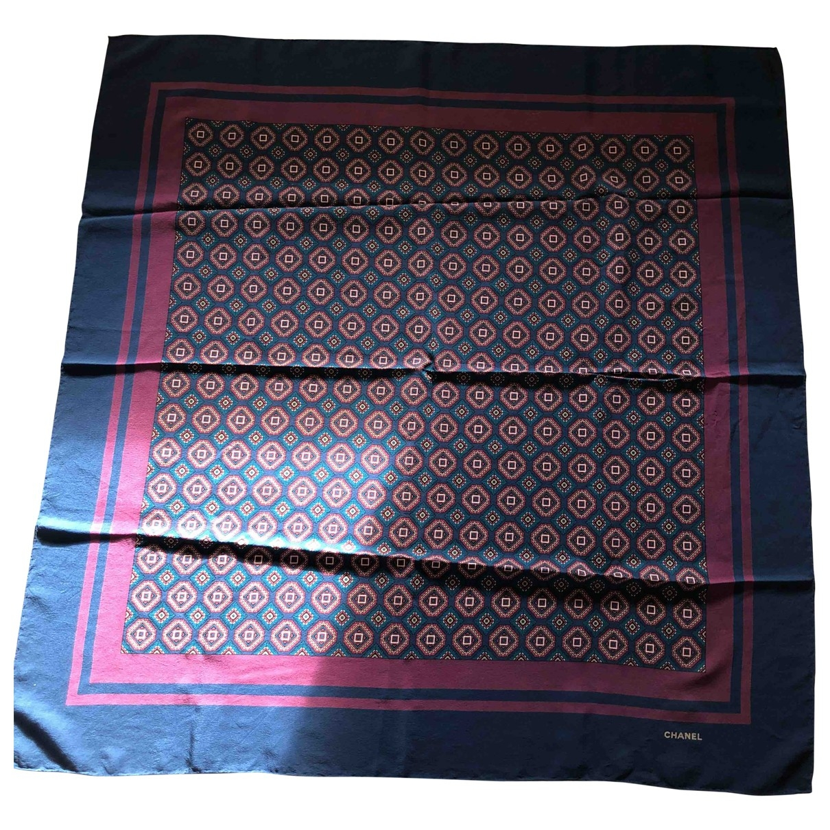 Chanel \N Silk Silk handkerchief for Women \N