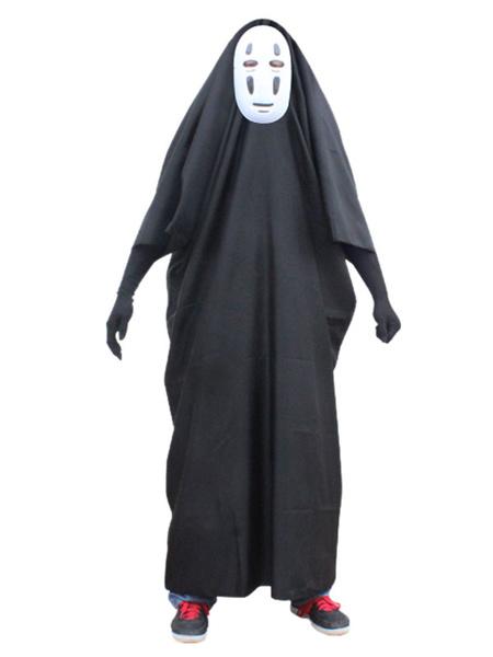 Milanoo Spirited Away No Face Halloween Cosplay Costume Halloween