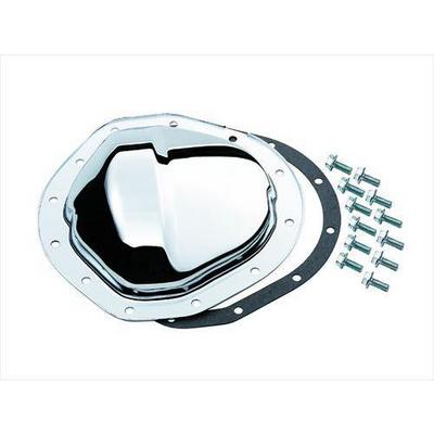 Mr. Gasket Company GM 8.875 Inch 12 Bolt Truck Chrome Steel Cover - 9895
