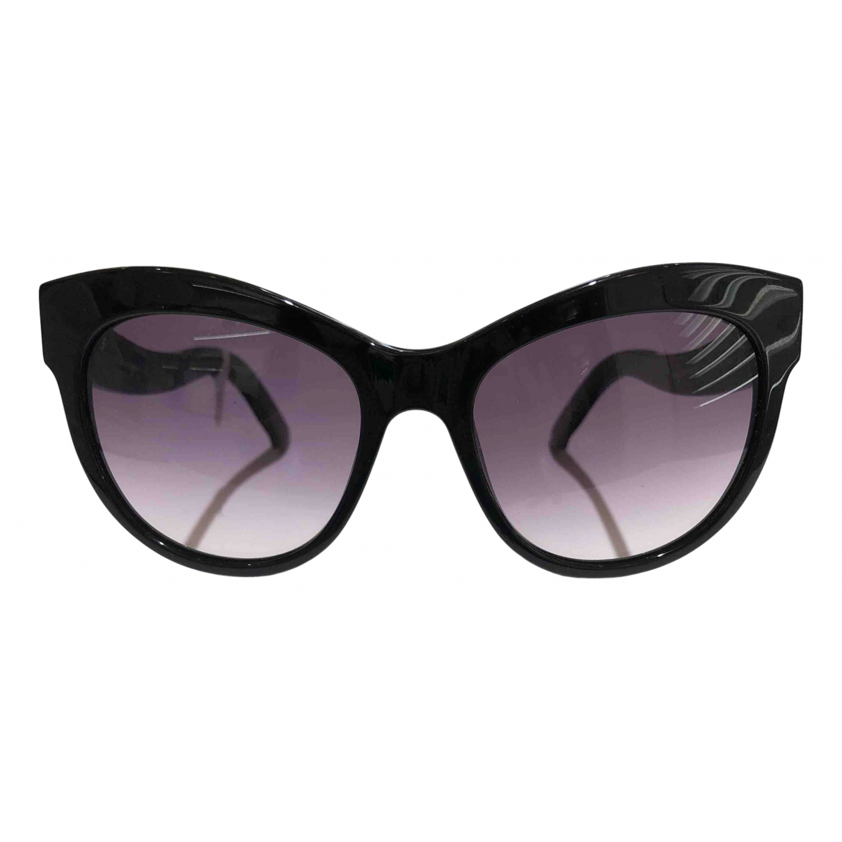 Swarovski N Black Sunglasses for Women N