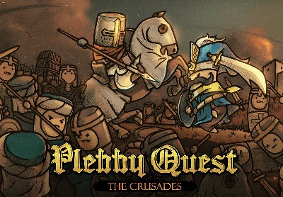 Plebby Quest: The Crusades EU Steam Altergift