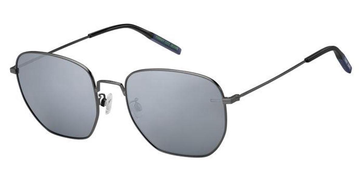 Tommy Hilfiger TJ 0034/F/S Asian Fit R80/DC Men's Sunglasses  Size 59