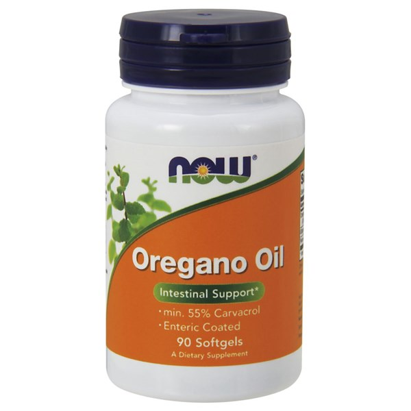 Oregano Oil 90 Softgels by Now Foods