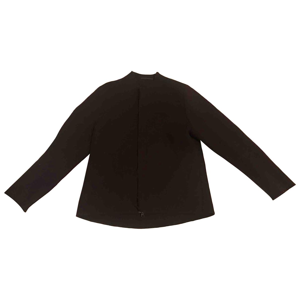 Yohji Yamamoto \N Burgundy Wool jacket for Women S International