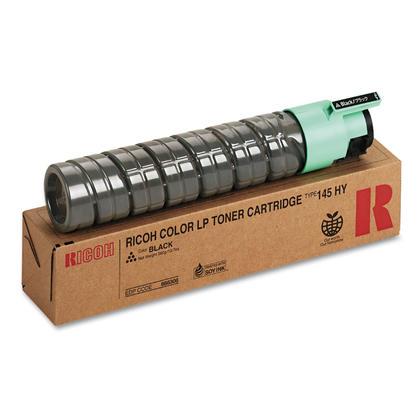 Ricoh 888308 Type 145 Original Black Toner Cartridge High Yield